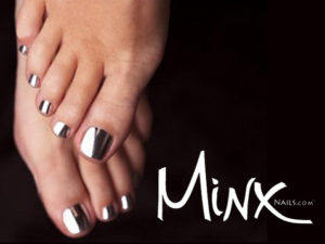 minx nails at passion 4 hair and beauty barnstaple