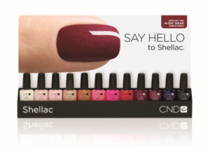 shellac nails at passion 4 hair and beauty barnstaple