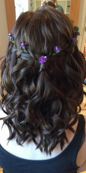 passion 4 hair and beauty barnstaple wedding hair